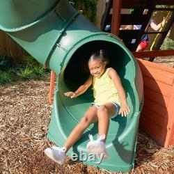 Cedar wood outdoor toys climbing plahouse kids xmas swing Playcentre 3 -10 Years