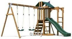 Childrens Climbing Frame Swing Set Slide Monkey Bars Kids UK JuniorFort Monkey