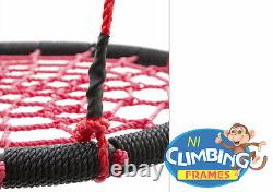 Crows Nest Basket Disc Swing Seat Climbing Frame Jungle Gym SOLD OVER 600