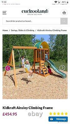Kidcraft Ainsley Climbing Frame