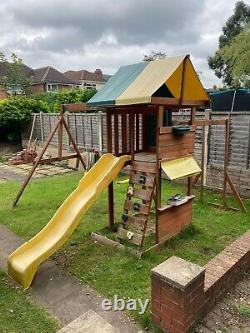 Selwood Climbing Frame and Swing set