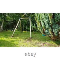 Single Swing Set Outdoor Toys, Swings, Climbing Frames, Garden Games, Swing