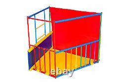 Toddler Playground Indoor Equipment Biom Pyramid Climbing Frame Gym Mat Playset